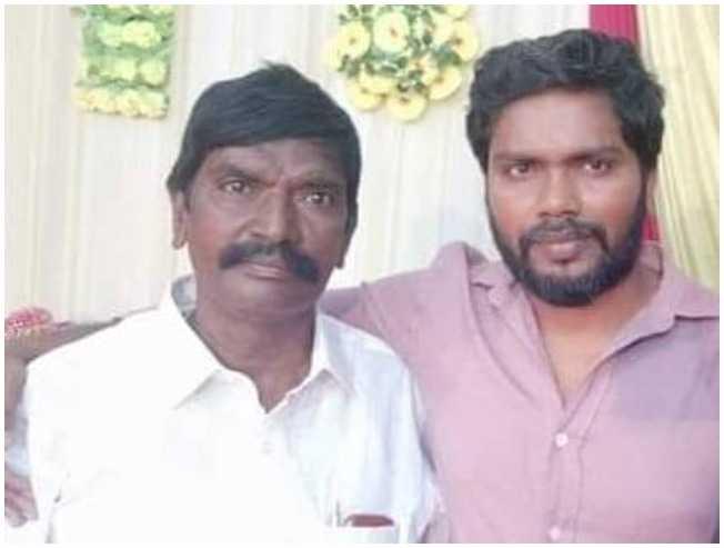 Director Pa Ranjith father M Pandurangan death