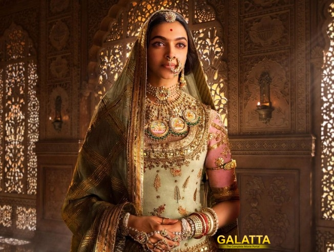 Padmavati Forced Deepika Padukone to Lock Herself Up