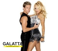 Pamela eliminated from 'Dancing with the Stars' in the first week itself!