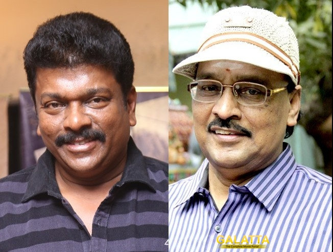 Parthiepan's tribute to his guru Bhagyaraj