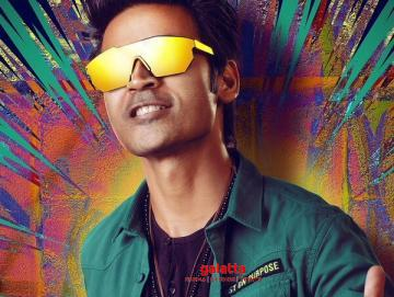 Dhanush to sing the intro song of Pattas by Durai Senthilkumar - Movie Cinema News
