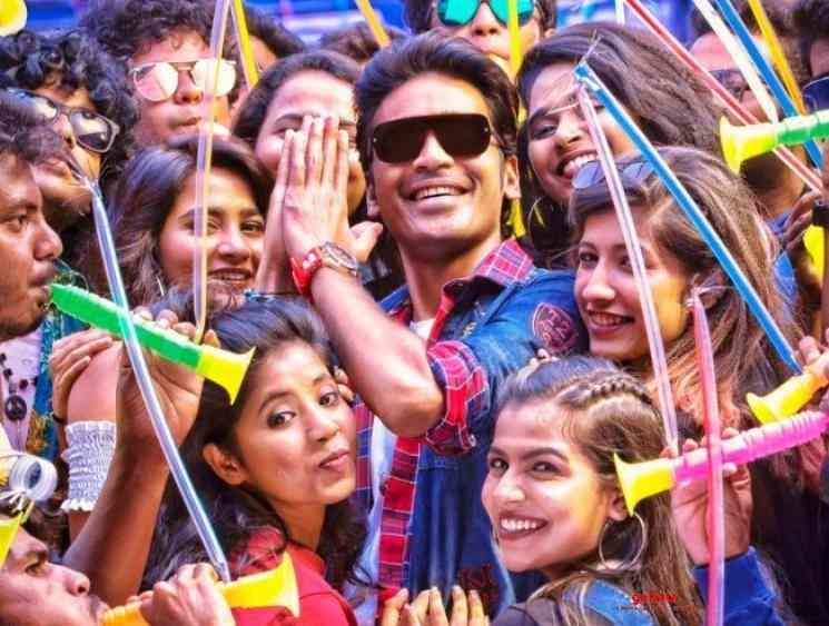 Dhanush Pattas release date changed - Tamil Movie Cinema News