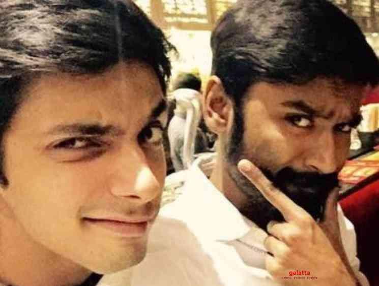 Pattas third single Dhanush Anirudh DnA combo Vivek Mervin - Tamil Movie Cinema News