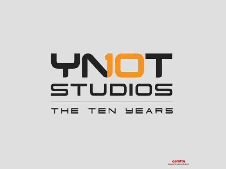 Y Not Studios completes 10 years since Tamizh Padam - Tamil Movie Cinema News
