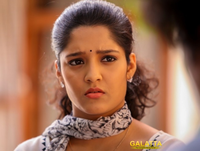 When Ritika Singh was scared of Vijay Sethupathi!