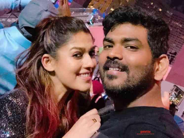 Vignesh Shivn posts Corona question along with Nayanthara pics - Tamil Movie Cinema News