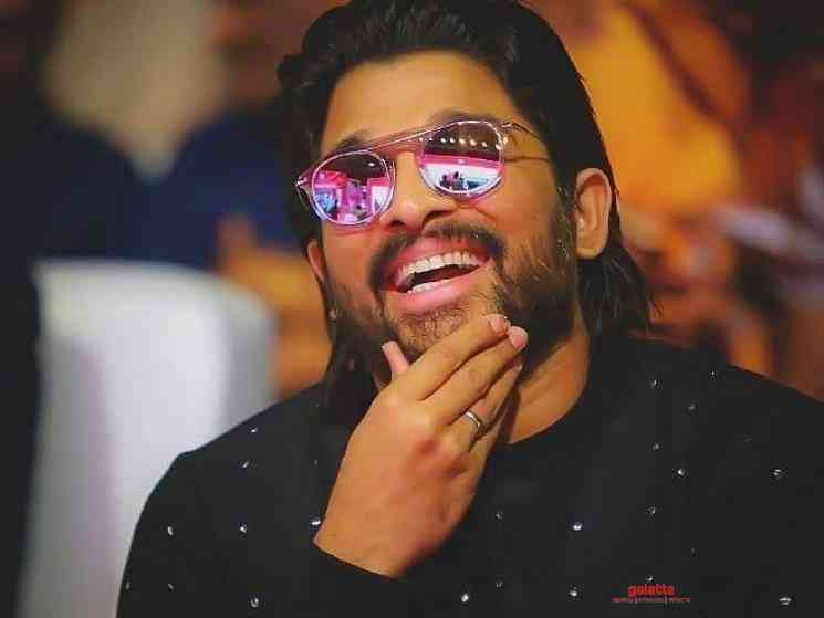 Allu Arjun Sukumar AA20 update to be announced on April 8 at 9 am - Tamil Movie Cinema News