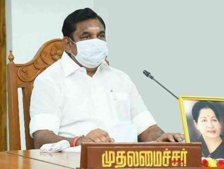 Policewoman at Tamil Nadu CM home not infected by coronavirus - Tamil Movie Cinema News
