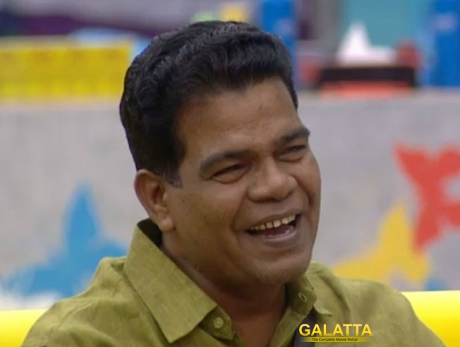 Bigg Boss Two Ponnambalam Evicted From The Bigg Boss House