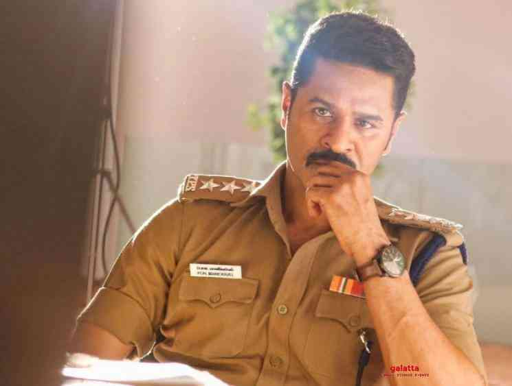 Prabhu Deva cop film Pon Manickavel to release on March 6 - Tamil Movie Cinema News