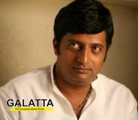 Prakashraj opts out of Isai?