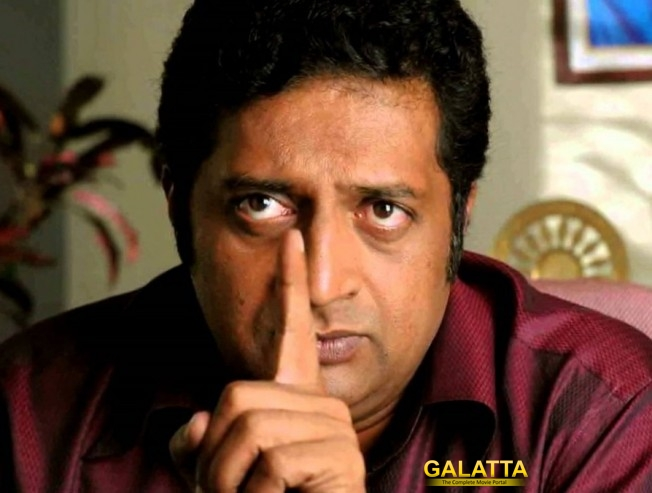 Prakash Raj Takes A Sarcastic Jab On Bharatiya Janata Party