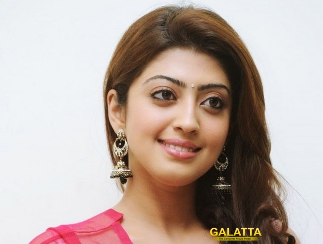Pranitha plays a sweet girl-next-door in EVA