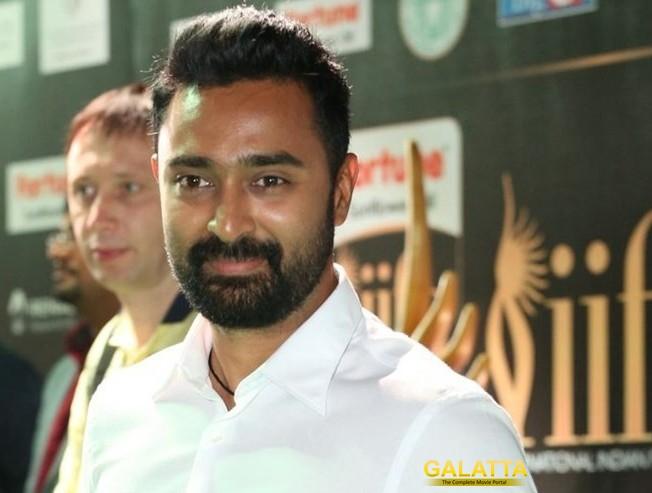 Prasanna signs his second Tamil film