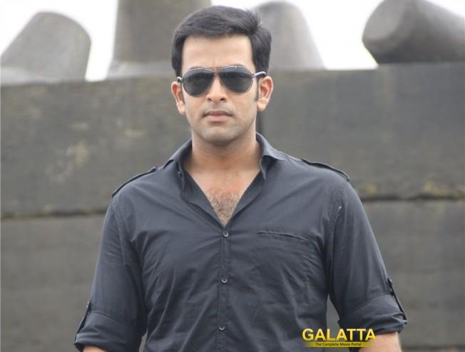 Prithviraj's directorial debut