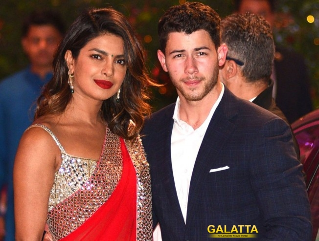 Priyanka Chopra - Nick Jones to host engagement party!