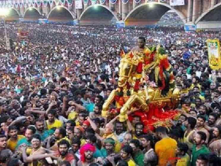 Madurai Chithirai Thiruvizha cancelled Thirukalyanam on May 4 - Tamil Movie Cinema News