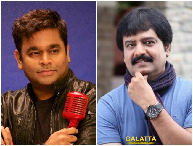 Vivekh Wants A R Rahman To Compose A Song On Child Abuse