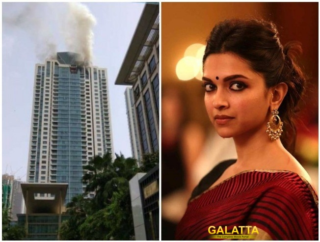 Major Fire At Deepika Padukone Residential Complex Beau Monde