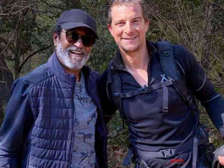 Superstar Rajinikanth Into the Wild Bear Grylls tops TV ratings - Tamil Movie Cinema News