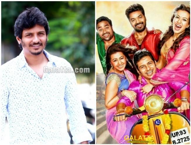 Jiiva Reveals Whom He Enjoyed Making Fun Of The Most In Kalakalappu 2