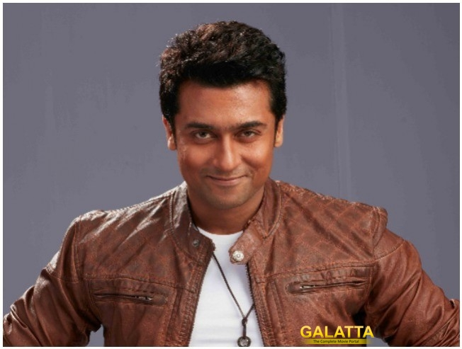 Suriya 37 Gets A Quick New Change