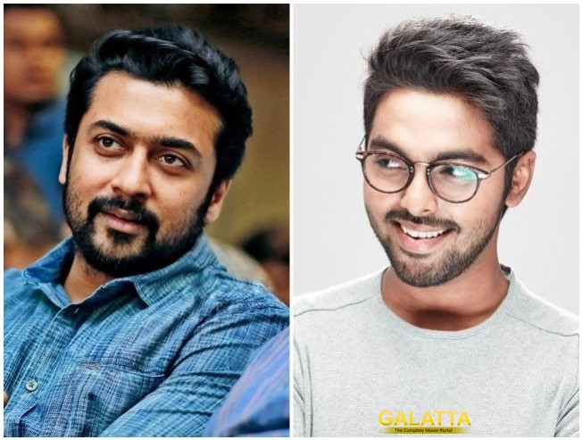 Suriya To Launch Enga Area Engaludhu Track From Kuppathu Raja On GV Prakash Kumar Birthday