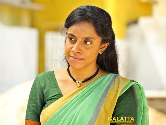 Kadugu lead Radhika Prasidhha turn teacher
