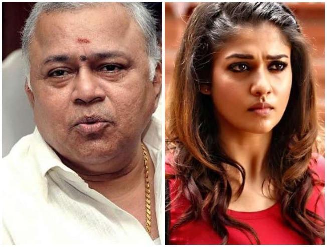 Nayanthara CONTROVERSY: Radha Ravi issues a response