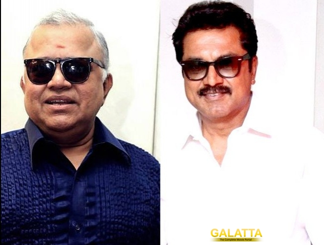 Sarath Kumar, Radha Ravi in trouble again?