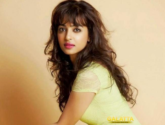 Kabali's Radhika Apte On Why She Slapped Popular Actor