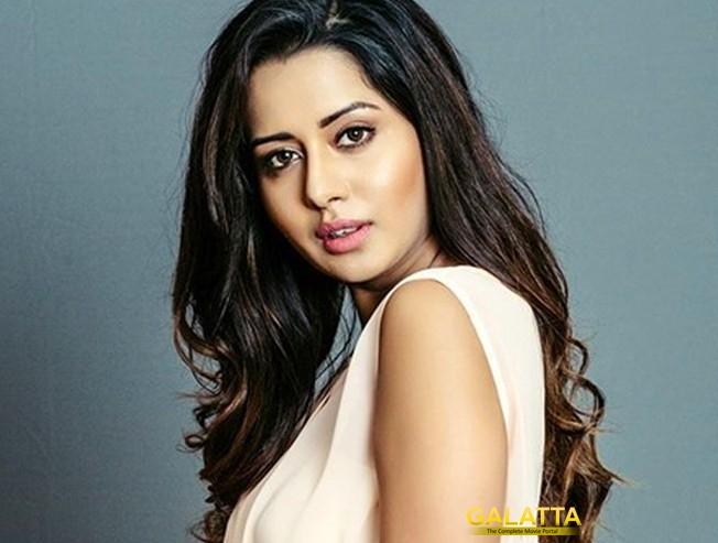 Breaking announcement on actress Razia next under Yuvan Shankar Raja production
