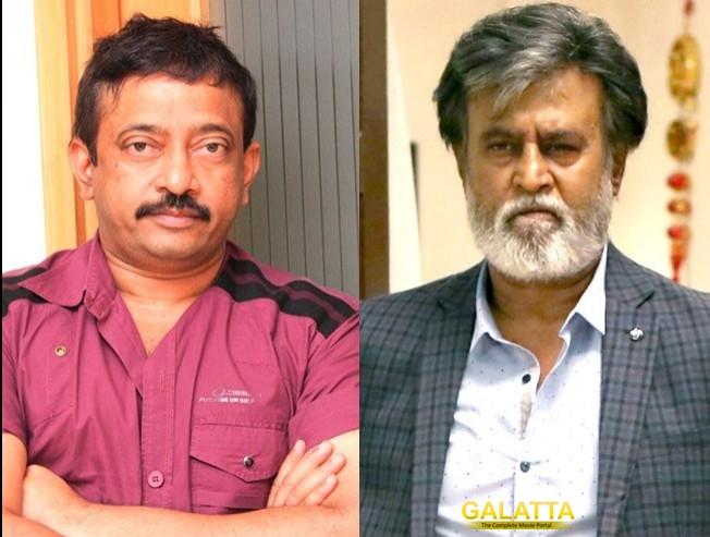 rgv irks rajinikath fans again - Tamil Movie Cinema News