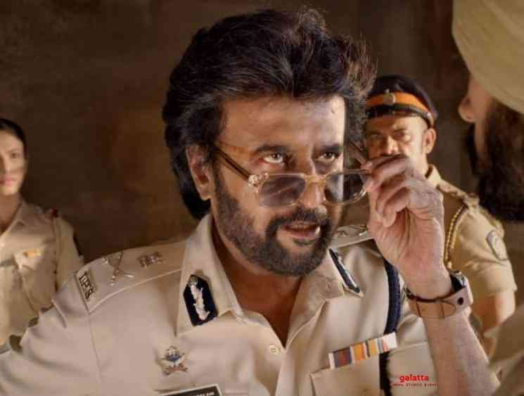 Rajinikanth Darbar to have first TV premiere on SunTV on April 14 - Movie Cinema News