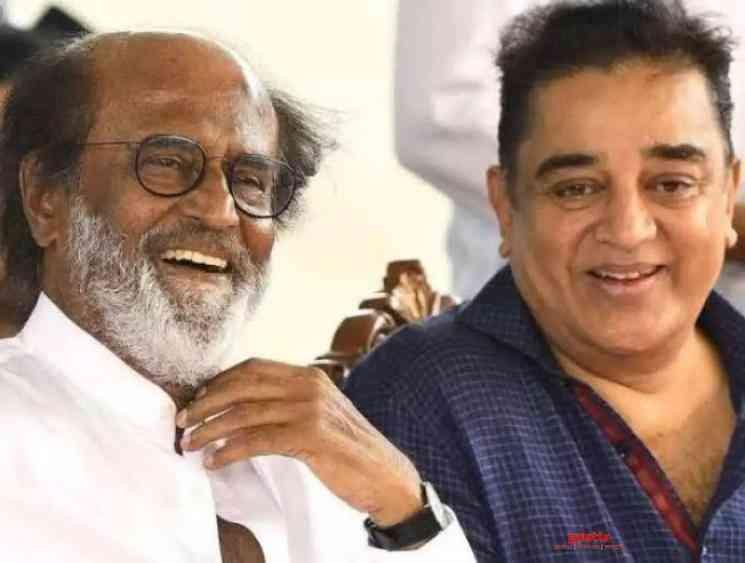 Rajinikanth Kamal Haasan film pooja to happen on March 5 - Tamil Movie Cinema News