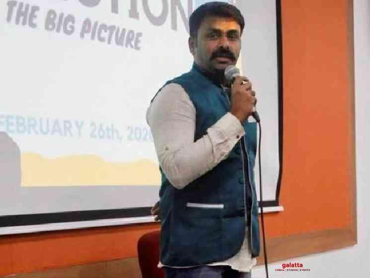 Gaurav Narayanan special director cut for son Sanjit - Tamil Movie Cinema News