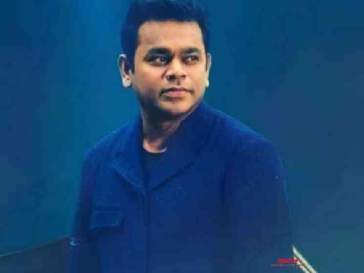 AR Rahman pens heartfelt note thanking healthcare professionals - Tamil Movie Cinema News
