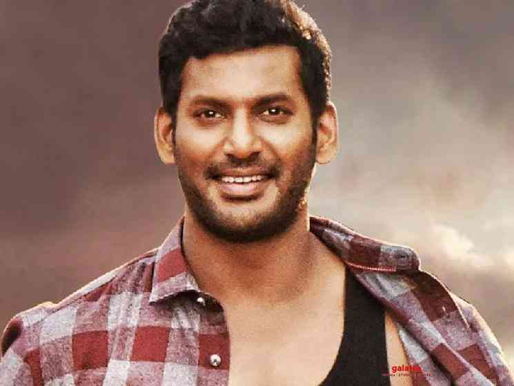 Vishal donates groceries to 1500 members of Nadigar Sangam - Telugu Movie Cinema News