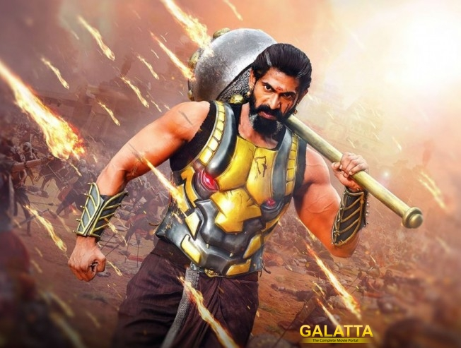 After Baahubali, This Is Rana's Next!