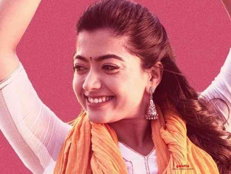 Rashmika Mandanna Birthday Teaser Dhruva Sarja Pogaru - Telugu Movie Cinema News