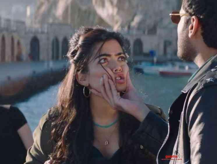 Super Cute Video Song Bheeshma Nithiin Rashmika - Telugu Movie Cinema News