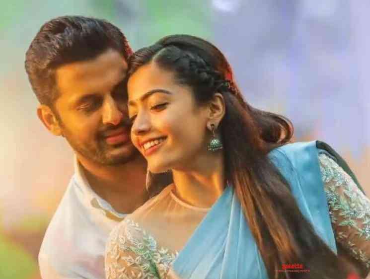 Sara Sari Song From Bheeshma Nithiin Rashmika - Tamil Movie Cinema News