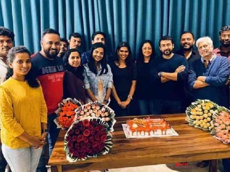 Suriya Jyothika congratulate Halitha Shameem Sillu Karupatti team - Tamil Movie Cinema News