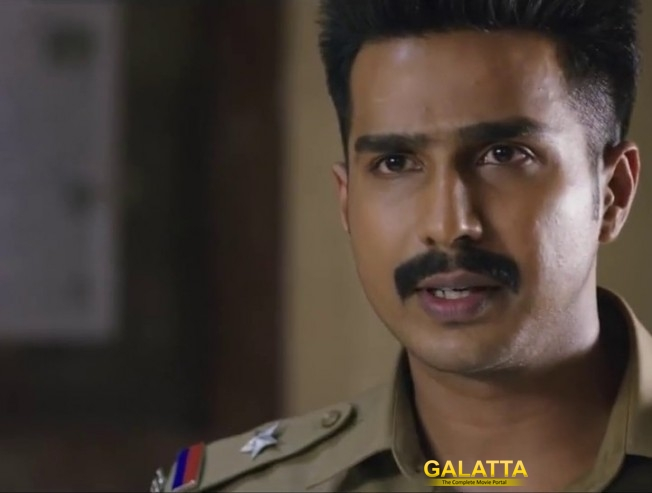 Ratsasan Official Sneak Peek Is Out Vishnu Vishal Amala Paul