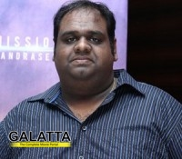 ravindar chandrasekaran ready to rock kollywood - Tamil Movie Cinema News