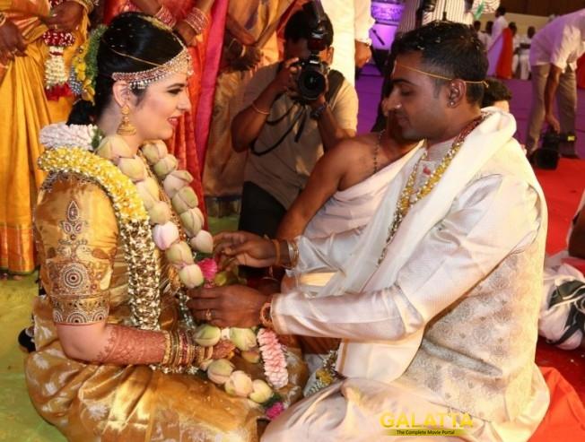 Rayane, Abhimanyu Mithun get hitched