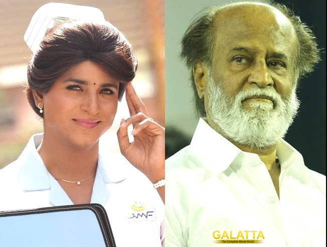 When Rajini showered praises on Sivakarthikeyan