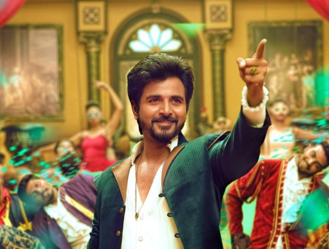 Sivakarthikeyan Steps Up For Madura Veeran
