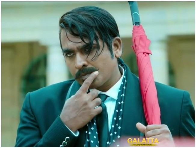 Junga Has Vijay Sethupathi Performing Eight Minute Emotional Scene