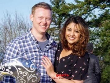 Richa Gangopadhyay married Joe Langella Mayakkam Enna Osthi - Tamil Movie Cinema News